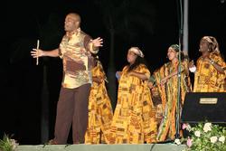 Flying to Cuba on music of Desandann