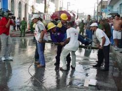 Meteoro 2008: Cuba will Test Emergency Preparedness this Weekend