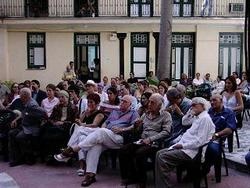 World Poetry Day in Cuba