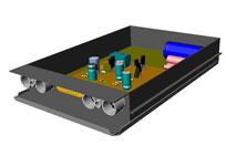 Novedoso dispositivo permite ahorrar energia y mejorar senales televisivas en Camaguey Cuba