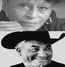 Two Cuban voices in Spain Omara Portuondo and Eliades Ochoa