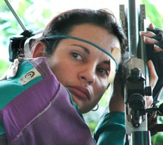 Cuban Olympic Shooter Departs for Thailand