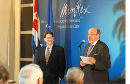 Cuban Foreign Minister: Bonds with European Union Positive