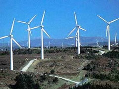 Succesful results in experimental cuban wind farm