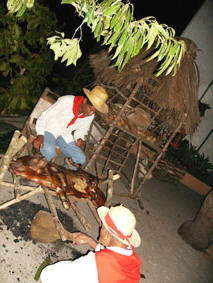 Teams Party Still in Force in Ciego de Ávila, Cuba