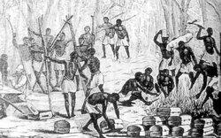 El Cobre de la provincia de Santiago de Cuba fue sede del homenaje a la rebeldia esclava
