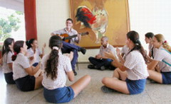 Arts instructors school