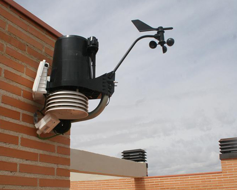More effectiveness in the monitoring of meteorological variables in Ciego de Avila