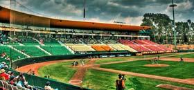 Cuban national baseball team trains in Mexico
