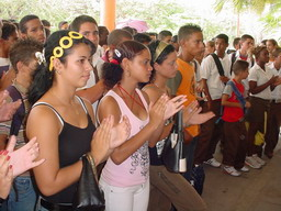 Students in Las Tunas Bet for a Culture of Prevention