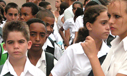 Values at the center of attention of cuban educational system