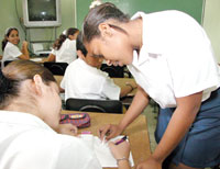 New Entrance Methodology to the Following Teaching in Las Tunas, Cuba .