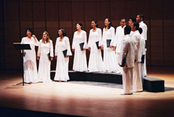 Prestigious Cuban groups Exaudi Opens Choral Music Event in Cantabria
