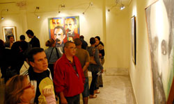 Looking at Marti Art Exhibition Opens in Havana