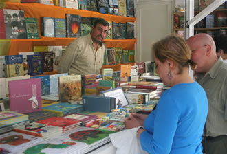 "No question, Cuba has a vast editorial experience in Ibero-America, ""evidence of which are the growing numbers of eager readers, whom we work for,"" said Mirta González, President of the Cuban Book Chamber at a press conference in Havana."