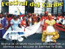 28th Caribbean Festival Dedicated to Mexico in 2008  in Santiago de Cuba.