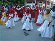Honduran Cultural Department made official the launch of the Festival of the Caribbean