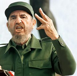Leader of the Cuban Revolution Fidel Castro: Absurd Reaction to a Defeat