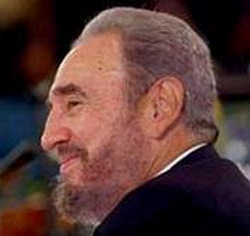 Fidel Castro said Friday he helped choose candidates for Cuba's new government.