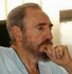 Nominated for National Journalism Award Fidel Castro