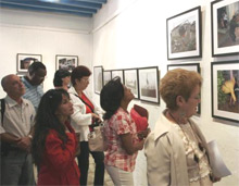 Cuban photographic exhibition witness of three hurricanes