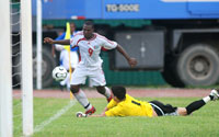 Enfrentara hoy seleccion cubana de futbol a Estados Unidos