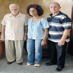 Cuban Institute of Radio and Television it rewards to professionals of Pinar del Rio Cuba