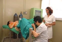 En el Hospital Dr Gustavo Aldereguia abre nuevo servicio a gestantes diabeticas