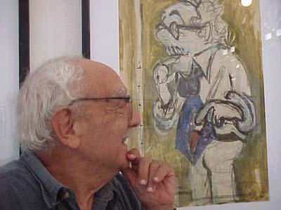 Abriran en Cuba exposicion retrospectiva de Julio Girona