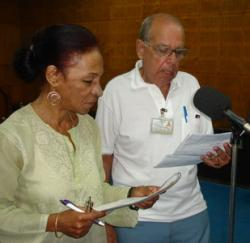 Guamá Dramatic Group of Pinar del Río Cuba turns 40 years old
