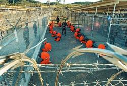 Close Guantanamo Bay Camp, in Cuba  Say Five Former Secretaries of State