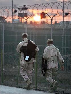 Guantanamo problems. U.S. weighs speedier closing of jail in Cuba