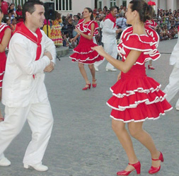 Cubans Celebrate Cuban Culture Season