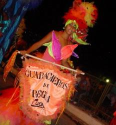 The  Guaracheros de Regla, the most popular carnival comparsa in Cuba, celebrated its 50th Anniversary