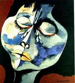 In Matanzas Cuba Art Exhibition Dedicated to Ecuadorian painter Oswaldo Guayasamin