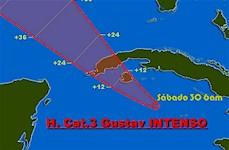 Cuba Prepared to Confront Gustav