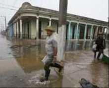 Gustav deja danos de consideracion en Cuba