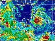 Hurricane Gustav Category 3 Heading for Cuba