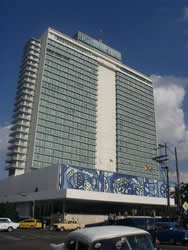 Habana Libre Tryp Hotel, a symbol of Havana