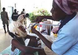 haiti asistencia medica