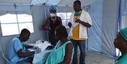 haiti medicos prevencion