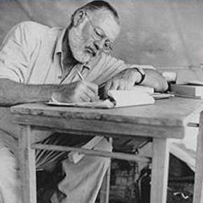 In Cuba Electronic access to documents of Hemingway