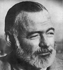 Hemingway is back in Havana