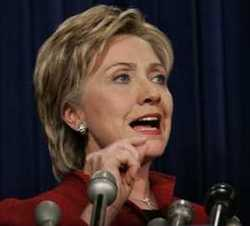 Hillary Rodham Clinton will visit Latin America