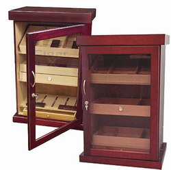 Cigar Humidors Highlighted in Cuban Fair