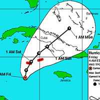 Cuba issues hurricane warning for eastern provinces