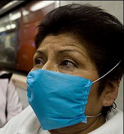 Cuba Confirms Sixth Case of Influenza A H1N1 a 65-year-old Cuban women