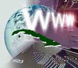 Cuba becoming technologized