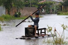 Rain continues in Cubas eastern provinces