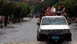 Rainfall record set in Eastern Cuba